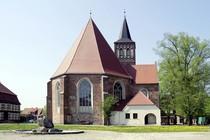 Stadtkirche von Baruth/Mark in Brandenburg