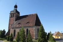 Dorfkirche in Bernsdorf bei Herzberg/Elster