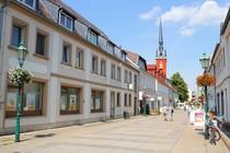 Altstadt von Schwedt / Oder