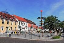 Rathausplatz Teltow