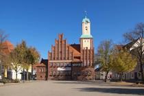 Rathaus in Wittstock (Dosse)