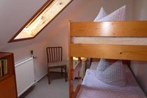 Ferienhaus Gramzow Uckermark Schlafzimmer 3