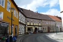 Ferienhaus Elbe Lenzen Altstadt