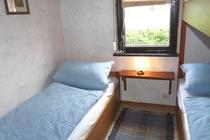 Ferienhaus Elbe Lenzen Schlafzimmer
