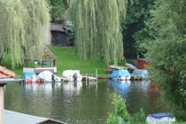 Ferienhaus Uckermark direkt am Lübbesee Umgebung Templin