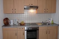 Ferienhaus Boitzenburger Land Küche
