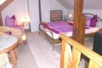 Spreewald Ferienhaus Alt Zauche Schlafzimmer