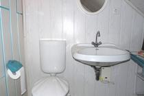 Spreewald Ferienhaus Alt Zauche Gäste WC