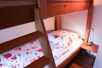 Ferienhaus Spreewald Straupitz Schlafzimmer