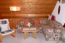 Ferienwohnung Spreewald Straupitz Wohnzimmer