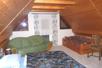 Ferienwohnung Spreewald Straupitz Schlafzimmer Bett