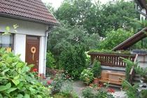 Ferienwohnung Spreewald Straupitz Eingang