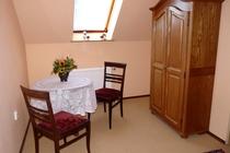 Ferienhaus Spreewald Straupitz Schlafzimmer Kleiderschrank