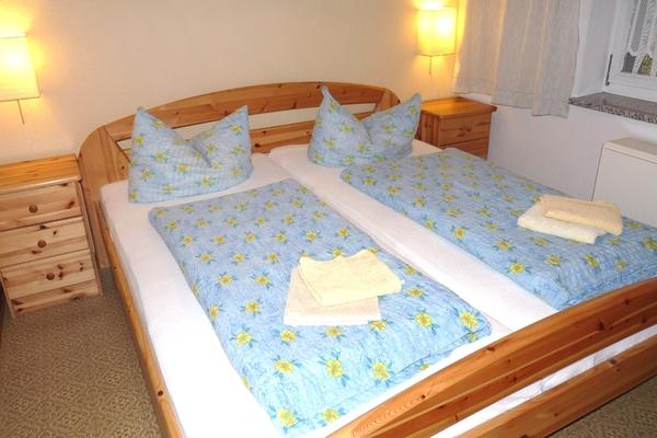 Ferienwohnung Spreewald Burg Schlafzimmer