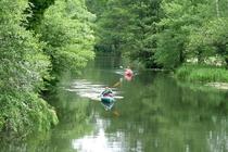 Spreewald Lübben Kanus