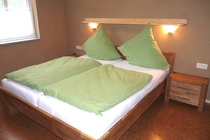 Ferienwohnung Spreewald Burg Schlafzimmer zwei