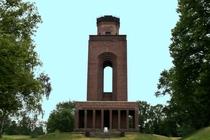 Spreewald Burg Bismarkturm
