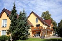 Ferienwohnung Spreewald Schlepzig Hausansicht