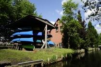 Ferienwohnung Spreewald Schlepzig Kanus