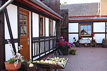Apartment Spreewald Schlepzig Hausbild