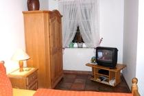 Apartment Spreewald Schlepzig Fernseher