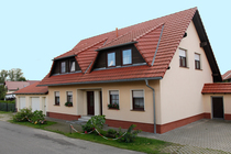 Ferien-Doppelhaushälfte Lübben / Spreewald