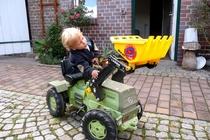 Ferienwohnung Spreewald Spielzeug