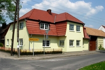 Ferienwohnung Spreewald Haus Straßenseite