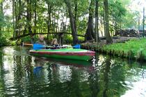 Ferienwohnung Spreewald Kanu fahren