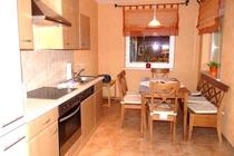 Ferienwohnung Spreewald Küche