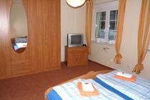 Ferienwohnung Spreewald Schlafzimmer