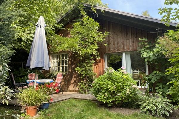 Ferienhaus in Schwielowsee Ferch Hausansicht