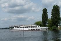 Havel trifft auf Schwielowsee mit Fahrgastschifffahrt