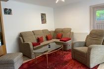 Ferienhaus Schwielowsee Ferch Couch