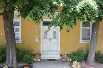 Ferienwohnung Spreewald Straupitz Tür