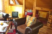 Ferienwohnung Straupitz Byhlener See Wohnzimmer