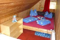 Ferienwohnung Straupitz Byhlener See Schlafbereich