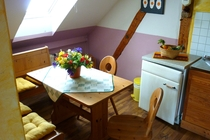 Ferienwohnung Spreewald Straupitz Küche