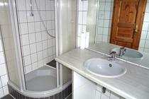 Ferienwohnung Spreewald Straupitz Bad Dusche