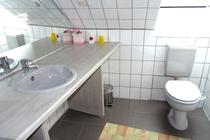 Ferienwohnung Spreewald Straupitz Bad Waschtisch