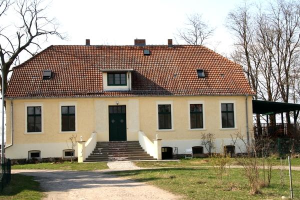Ferienhaus Spreewald Golßen Gersdorf Hausansicht