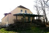 Ferienhaus Spreewald Golßen Gersdorf Haus mit Terrasse
