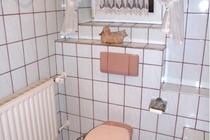 Ferienwohnung Spreewald Schlepzig Bad WC