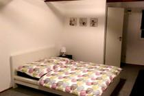 Ferienhaus Spreewald Schlafzimmer
