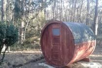 Heidesee Ferienhaus Sauna