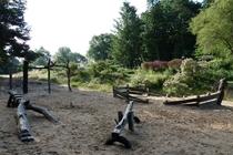 Ferienhaus Wurlsee Spielplatz