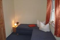 Ferienhaus Lychen Schlafzimmer 2