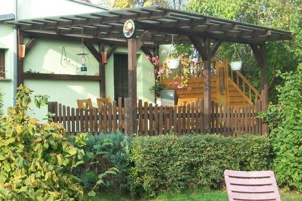 Ferienhaus in Seddiner See