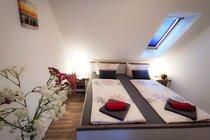 Spreewald Ferienwohnung Alt Zauche Schlafzimmer
