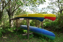 Spreewald Boot fahren